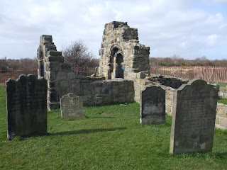 Holy Cross Church Remains