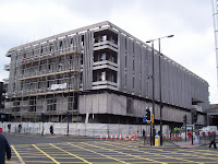Central Library Demolition