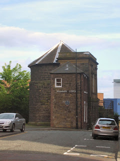 Newcastle Town Walls - Plummer Tower