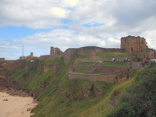 Tynemouth Castle and Priory
