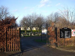 Hollywood Avenue Cemetery