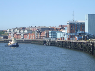 River Tyne at North Shields