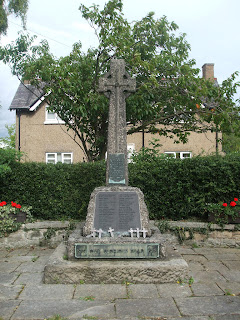 Stocksfield War Memorial