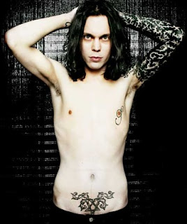 8a8d23d51 HIM band frontman VILLE VALO's love for the skin art is matchless and he  would prefer to ink his skin permanently rather than expressing his  passions in any ...