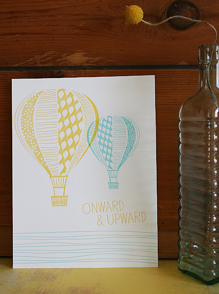 onward print Onward + Upward
