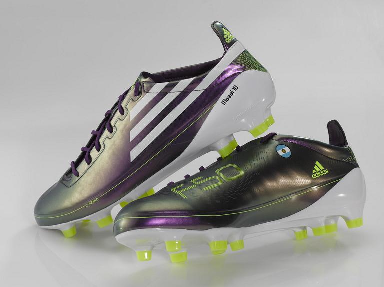 new concept 0f4c6 8a553 Hoy, dos de los estandartes de adidas Leo Messi y David Villa presentaron  los F50 adiZero  las botas para futbol más ligeras jamás producidas, ...