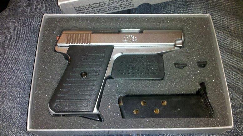 Thoughts On Guns: Jimenez JA-32