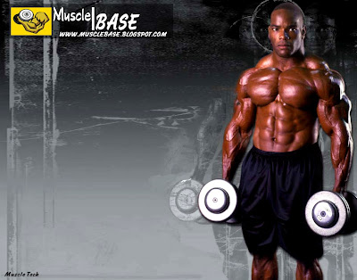Johnnie Jackson Muscle Base New Bodybuilding Contests