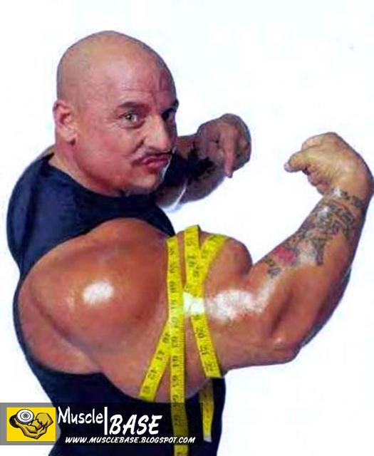 Greg Valentino | Worlds Biggest Arm | Huge Arm Man Of The