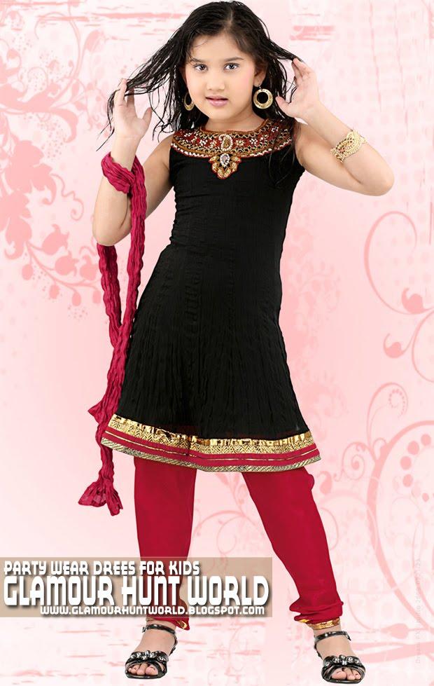 Female Kids Dresses Collection 2010-11 | Party Wear Fancy Dresses ...