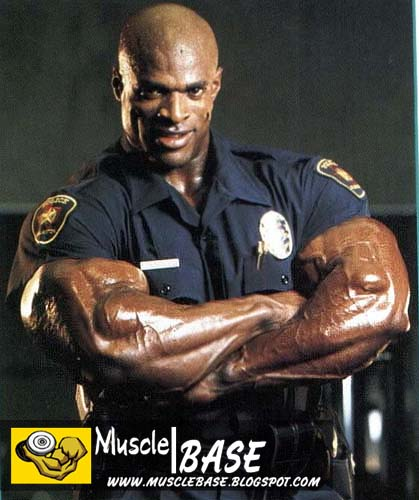 Ronnie Coleman  8Th Time Mr Olympia Winner Ronnie Coleman -3446