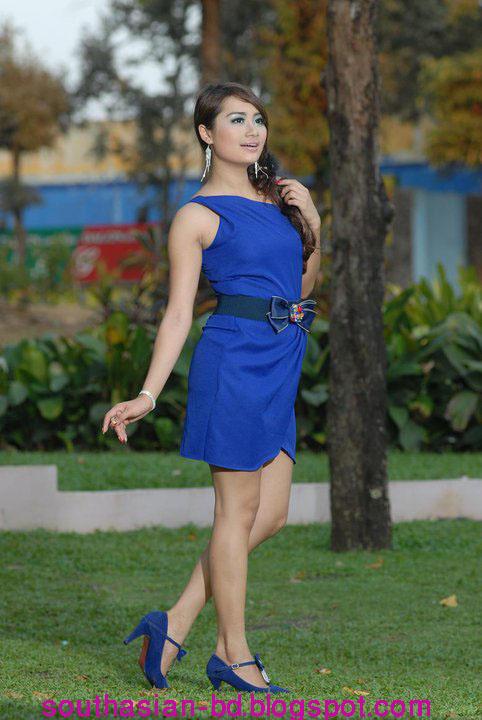 Sexy Girl Bikini New Myanmar Model And Sexy Actress -7120