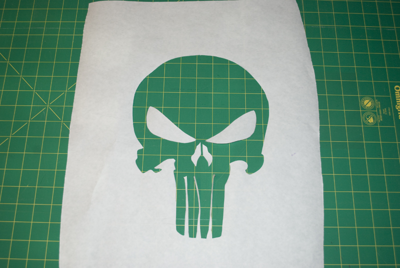 How To Use Fabric Spray Paint With Stencils