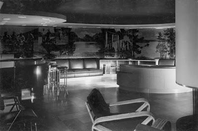 Rumpus Room Of W E Bixby Sr Residence Kansas City Photograph By R B Churchill 1937 The University Art Museum California At Santa