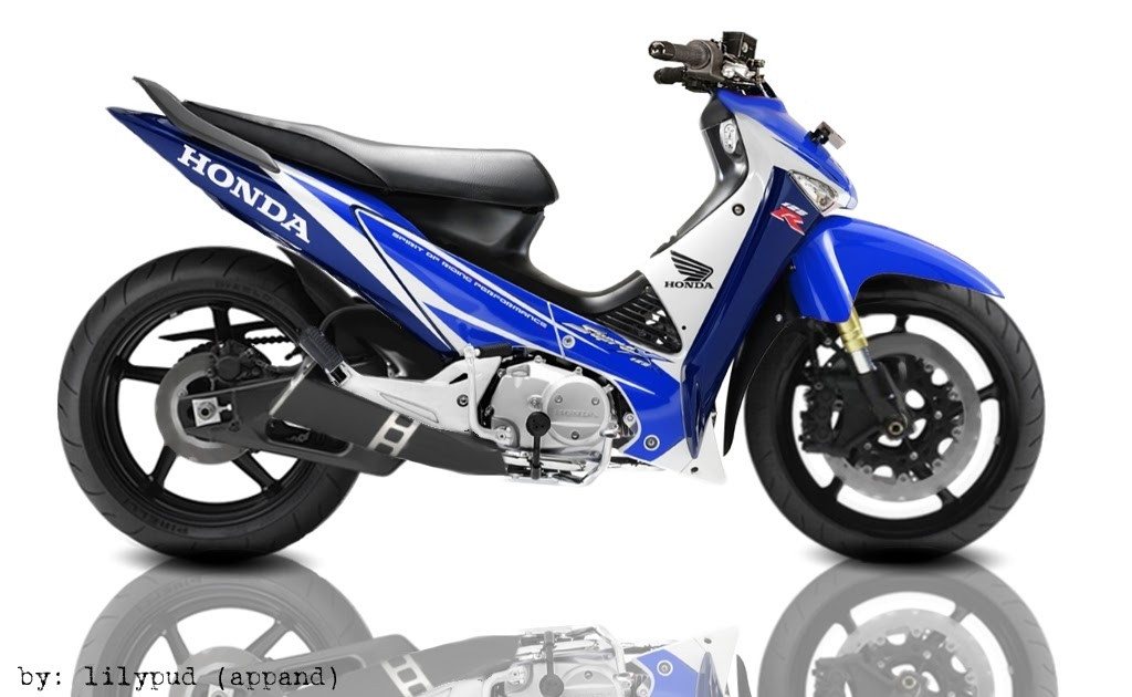 Harga Honda Supra X 125 R PGM-Fi Injeksi 2010 Elite