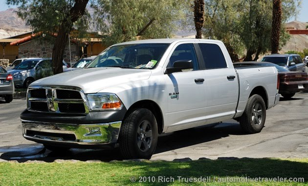 2011 Dodge Ram 1500 Pickups Uncloaked For Automotive border=