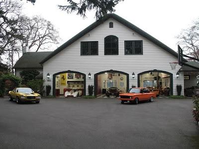 Gut gemocht maenner-garage: Schöne Garagen FB51