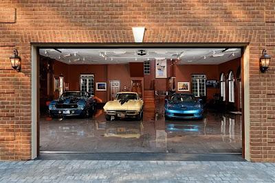 Turbo maenner-garage: Schöne Garagen LY33