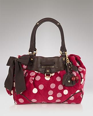 e8ae6e6daf1 H τσάντα της ... Μίνι Μάους εε παρντόν, Juicy Couture ήθελα να πω!