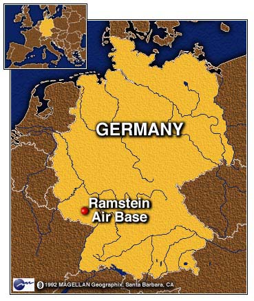 Map Of Germany Us Air Force Bases.Uncle Sam Esquire Our Assignment