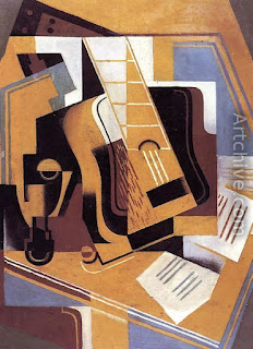 Happy Birthday Juan Gris!