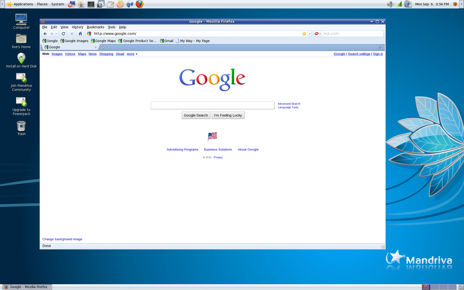 linux mandriva 2010 gratuit