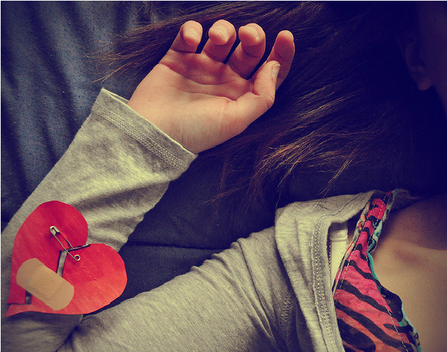 Giving Heart Away