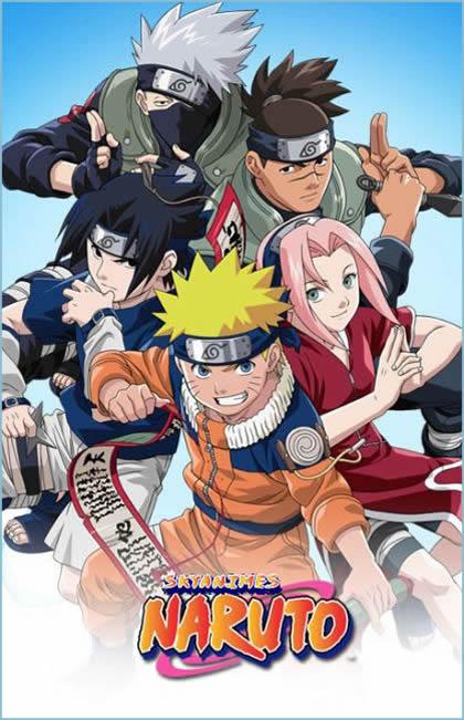 Naruto - 1ª a 6º Temporada - 113 Ep - Rmvb - Dublado - POP