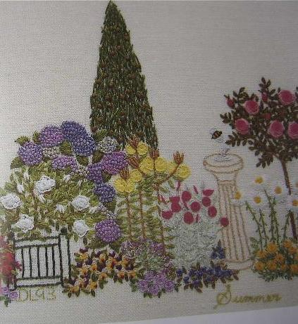 this and thatmy random thoughts - Embroidery Garden