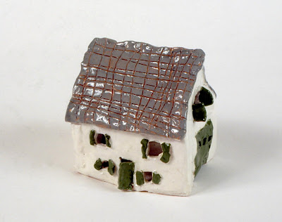 Art For Small Hands Clay Houses