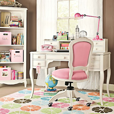 Bedrooms For Kids Escritorios Para Ninas - Escritorios-de-nias