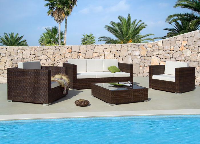 New Casa Minimalista Muebles Para La Terraza De Open D