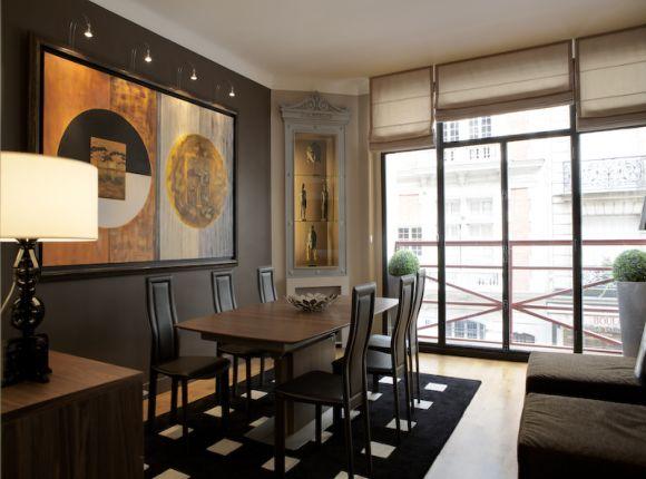 Casas minimalistas y modernas pinturas para interiores for Ver pinturas de interiores de casas
