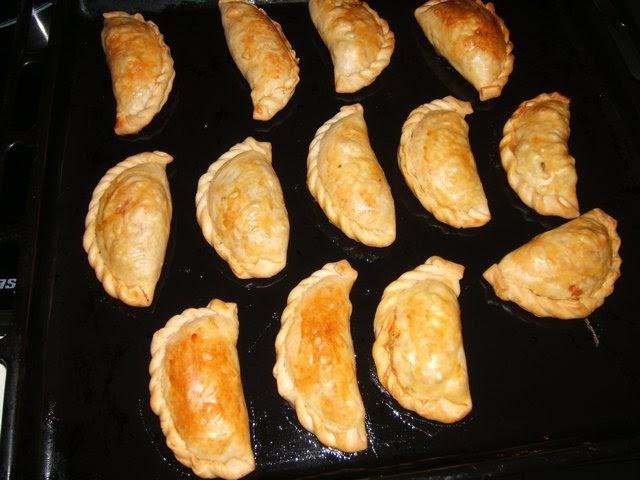 Empanadillas De Caballa Horneadas La Cocina De Myri