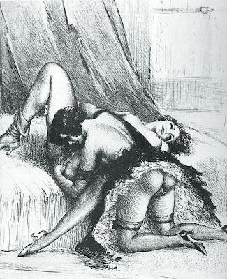20th century erotic art