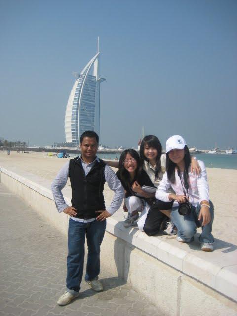 Coretan seorang Putera Jalanjalan  Dubai