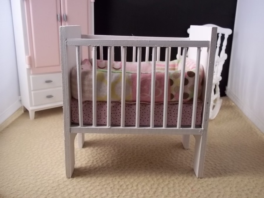 Fashion Dolls At Van S Doll Treasures New Baby Crib Is