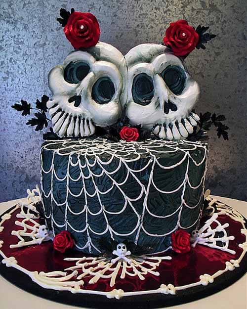 Wiccan Wedding Cakes