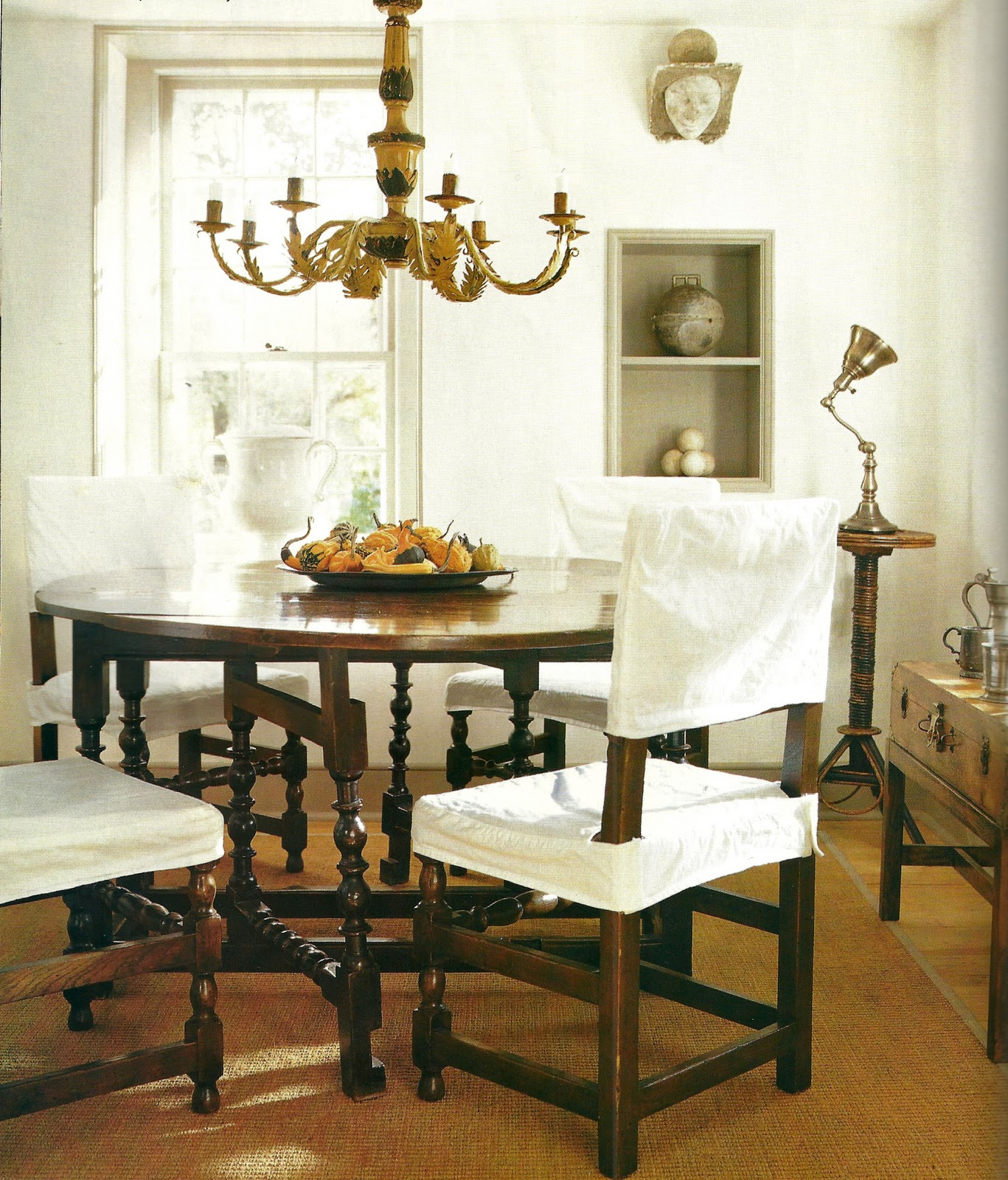 Dining Rooms From Elle Decor: Stylelinx: DeLiCiOuS Dining Rooms