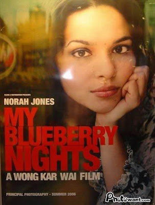 Movie 就愛看電影: 080124 【 我的藍莓夜 My Blueberry Nights