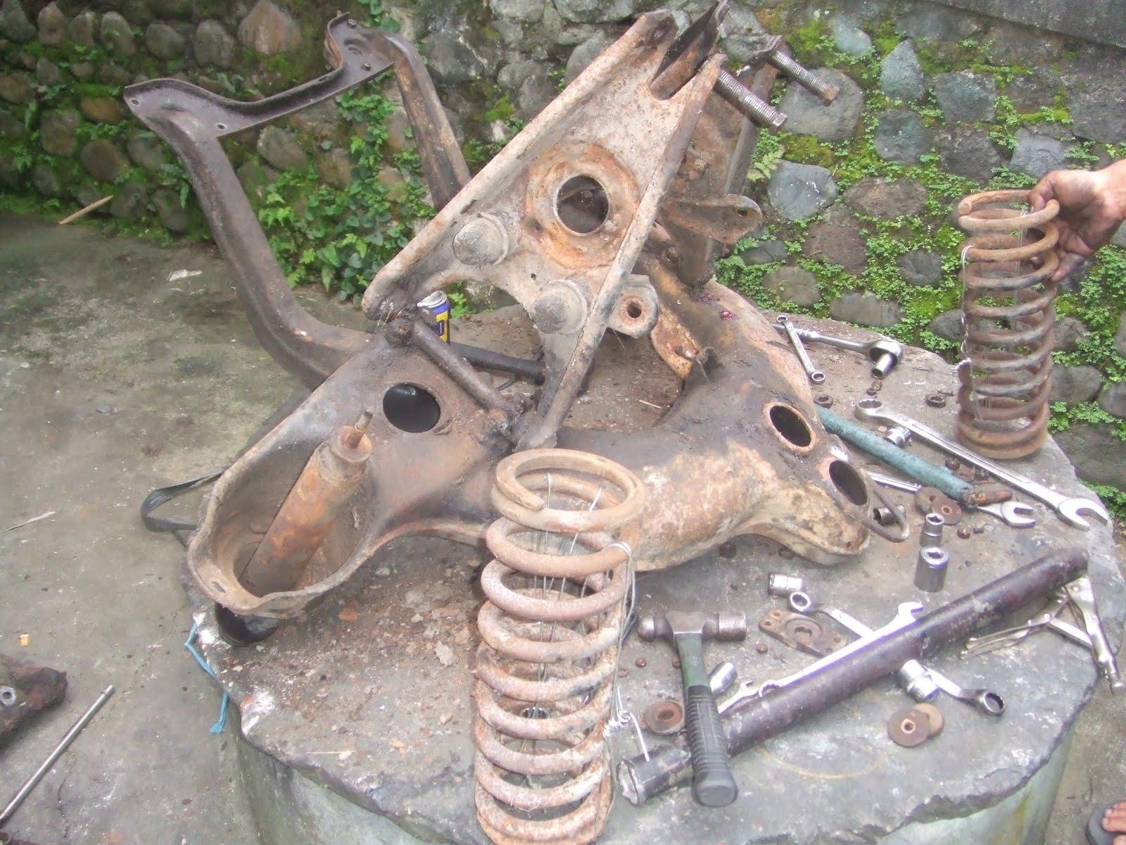 Jaguar Suspension Parts Diagrams