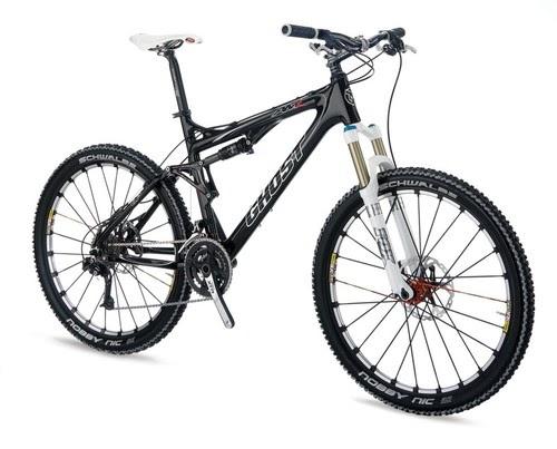 Alternativ energi från fritidsliv.se: Mountainbike GHOST