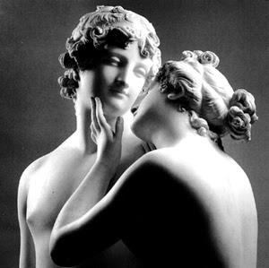 Venus And Adonis Statue Raízes do Arca...