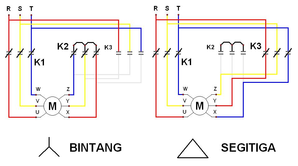 Wiring Diagram Star Delta Starter On Wiring Images Free Download