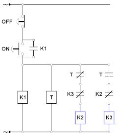 Elektro Mekanik: Wiring Diagram Star Delta / Bintang Segitiga