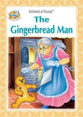 KIDS BOOKS: The Gingerbread Man