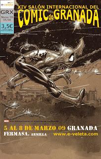 XIV Salon Comic Granada
