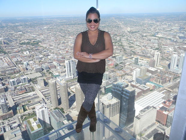 Insiders Vacation Guide Chicago - View Top Willis Tower Sears