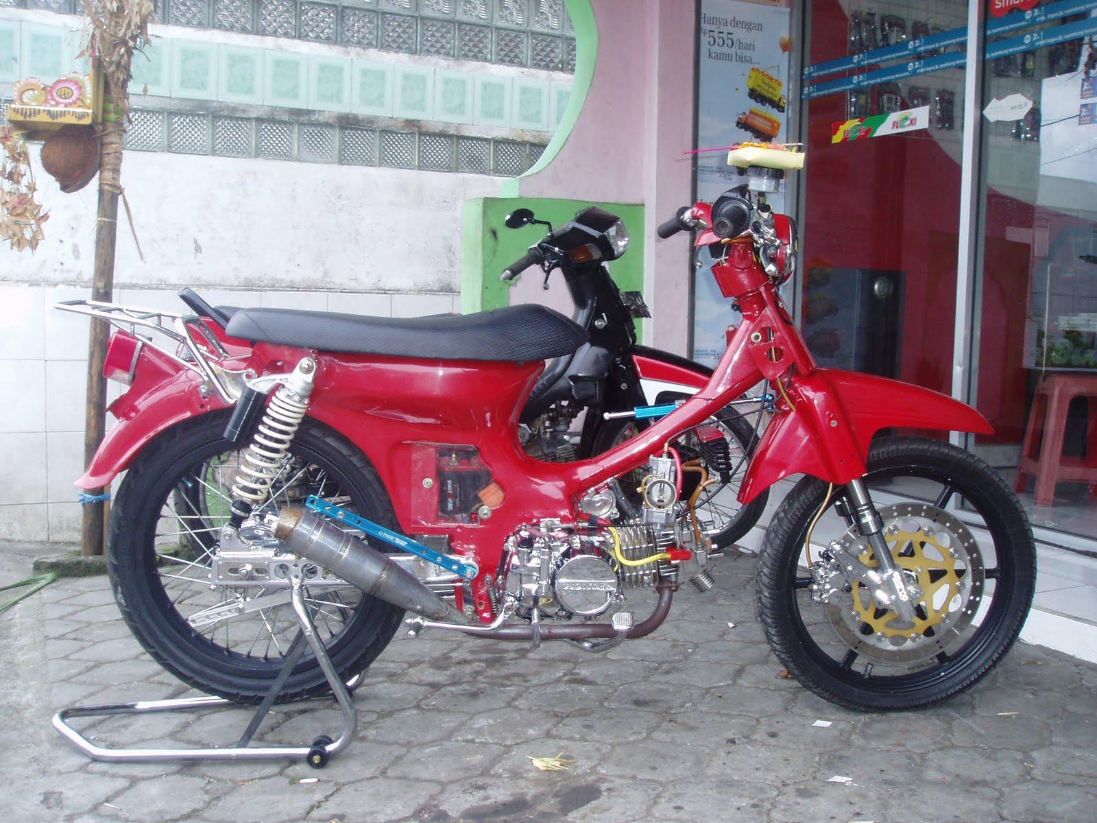 Modif Motor Honda