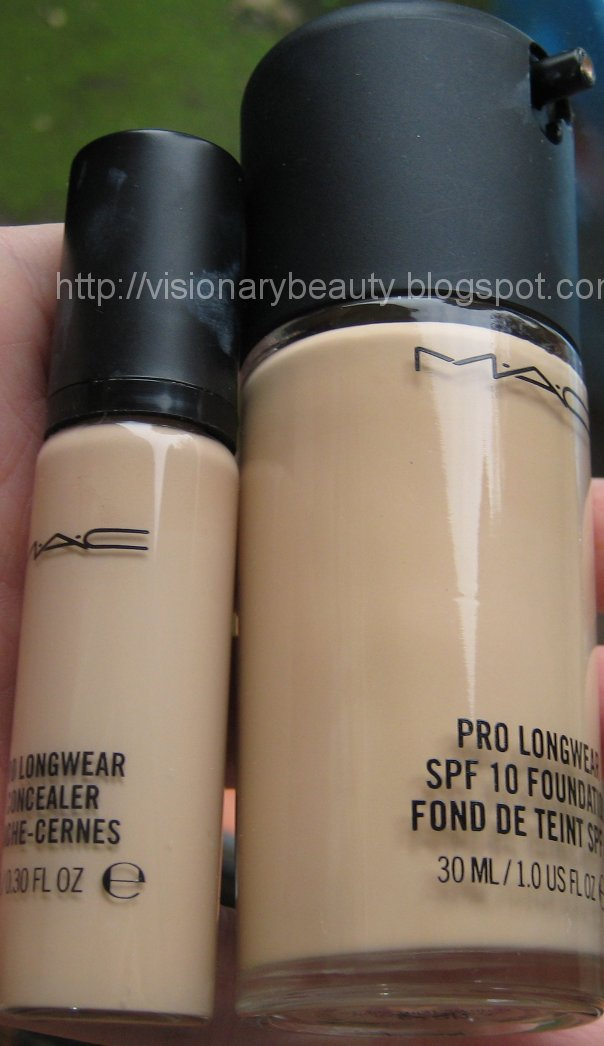 mac pro longwear shade guide
